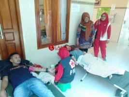 HUT Ke-6, RS Mutiara Bunda Unit 2 Gelar Operasi Bibir Sumbing dan Donor Darah
