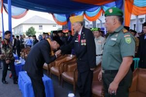 HUT Ke-61, Veteran Lampura Patut Menjadi Panutan