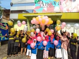 HUT Ketiga, Anaya Salon Tawarkan Beauty Royal
