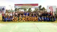 HUT TNI ke-73, Kodim-Polres Lambar Bersinergi Gelar Open Turnamen