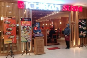 Ichiban Sushi Buka Gerai Pertama di Lampung