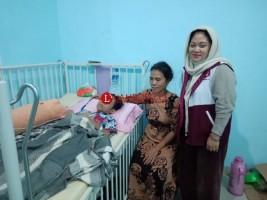 Idap Leukimia, Keluarga Herison Saputra Butuh Bantuan