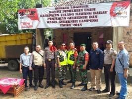 Identifikasi Kecurangan dan Keamanan Masa Tenang, Panwaslu Tubaba Lakukan Patroli Pengawasan