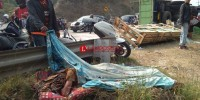 Identitas Tiga Korban Tewas dan Enam Terluka di Kecelakaan Tarahan