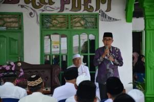 Ikatan Persaudaraan Haji Indonesia Cabang Purbolinggo Rutin Adakan Pengajian