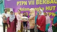 IKI PTPN VII Peduli Lingkungan Sekitar