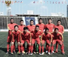 Imbang Lagi 2-2, Timnas Melawan Malaysia
