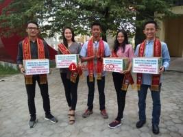 IMM Pesisir Barat Galang Dana Bantu Korban Kebakaran