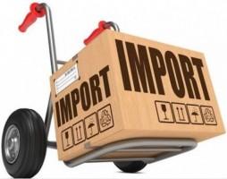 Impor Lampung Naik 6,87 Persen