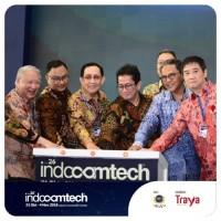 Indocomtech 2018 Resmi Dibuka