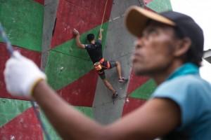 Indonesia Siapkan Atlet Usai Panjat Tebing Masuk Olimpiade Paris 2024