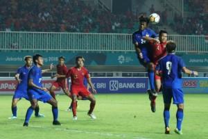 Indonesia U-19 Diimbangi Thailand di Pakansari