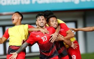 Indonesia vs UEA: Saatnya Hapus Rekor Buruk Milla