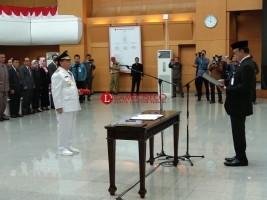 Ini Alasan Mendagri Lantik Penjabat Gubernur Lampung