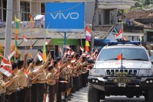 Ini Cara Polda Lampung Sambut Hari Kemerdekaan