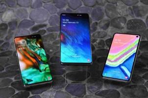 Ini Harga Samsung Seri S10 di Indonesia