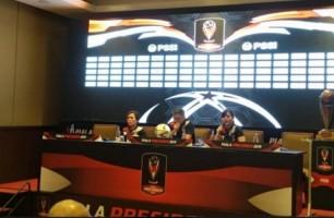 Ini Partai Pembuka Piala Presiden 2019