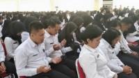 Ini Pesan Wali Kota Herman HN untuk CPNS Kota Bandar Lampung