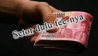 Ini Solusi Pencegahan Korupsi Fee proyek di Lingkup Pemerintahan