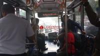 Ini Tanggapan Penumpang Bus Trans Bandar Lampung