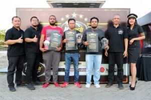 Ini Tiga Juara MBtech Auto Combats Pekanbaru