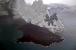 Ini Update Terbaru Status Gunung Anak Krakatau