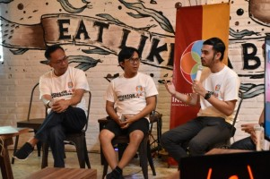 Inovator 4.0 Indonesia Chapter Lampung Gaet Kaum Millennial