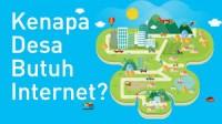 Internet Desa Tingkatkan Ekonomi Kerakyatan Berbasis Digital