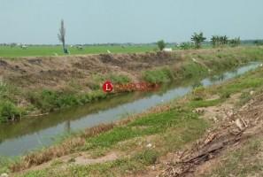 Intrusi, Sungai Way Pisang Berubah Asin