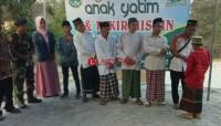 IPNU IPPNU Desa Bangunan Santuni 50 Anak Yatim dan Fakir Miskin