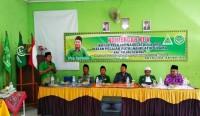 IPNU IPPNU Tuba Gelar Konfercab Ke-5 di SMP IT Nurul Iman