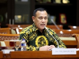 Irjen Firli Bahuri Jadi Ketua KPK