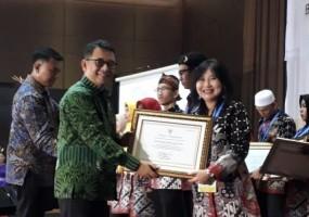 Itech Metro Juara Nasional Apresiasi GTK PAUD danDikmas Berprestasi