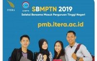 Itera Siapkan Kuota 1.600 Mahasiswa Baru Jalur SBMPTN