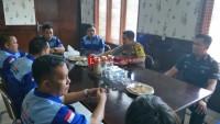 IWO Lampung Utara Audiensi ke Kapolres