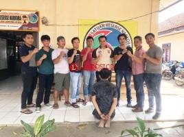 Jadi Bandar Sabu, Pemilik Organ Tunggal Ditangkap