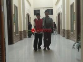 Jadi Kurir Sabu, Dituntut Jaksa 13 Tahun Penjara