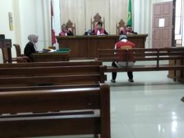 Jadi Kurir Sabu, Warga Kaliawi Ini Dituntut Lima Tahun Penjara