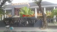 Jadi Lokasi Tes Seleksi CPNS, Wisma Haji Al-Khairiyah Metro Terus Berbenah