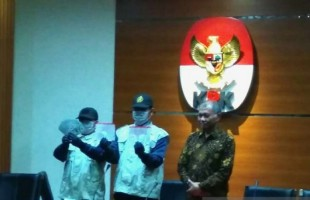 Jadi Tersangka, Anggota DPR Nyoman Dhamantra Ditahan KPK