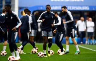 Jadwal Semifinal Piala Dunia: Prancis vs Belgia