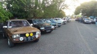 Jaga Silaturahmi Pencinta Mobil Retro