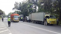 Jaga Situasi Kondusif Jelang Lebaran, Polres Lamtim Gelar Patroli Gabungan Bersama Kodim 0429