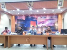 Jajaran Bank Lampung Dukung Dirutnya Maju Kelola BJB