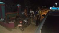 Jajaran Polres Lampura Giat Patroli Malam