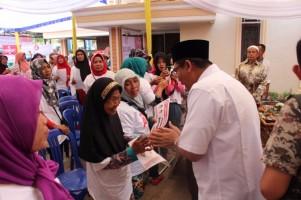 Jajuli Menang, Sekar Jagad Harapkan Zikir Manakib di Rumah Dinas Gubernur
