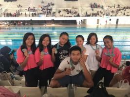 Jaka Utama Raih Tiga Perak dan Dua Perunggu di Jakarta Open