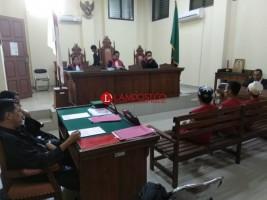 Jaksa Tuntut 3 Napi Terlibat Politik Uang Pilgub 38 Bulan Penjara