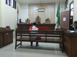 Jaksa Tuntut Terdakwa Kasus Pembunuhan Rekan 14 Tahun Penjara