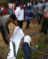 Jalan di Rel, Kakek 81 Tahun Tewas Tertabrak Babaranjang